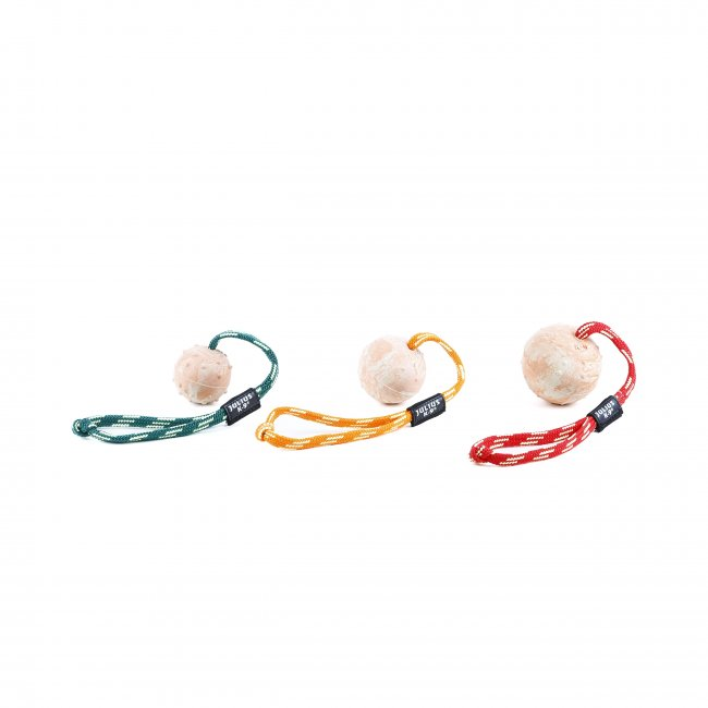 Idc 174 Natural Rubber Ball With Closeable String Idc