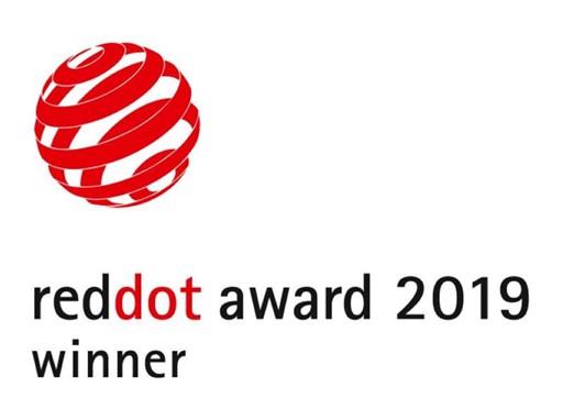 reddot award winner 2019