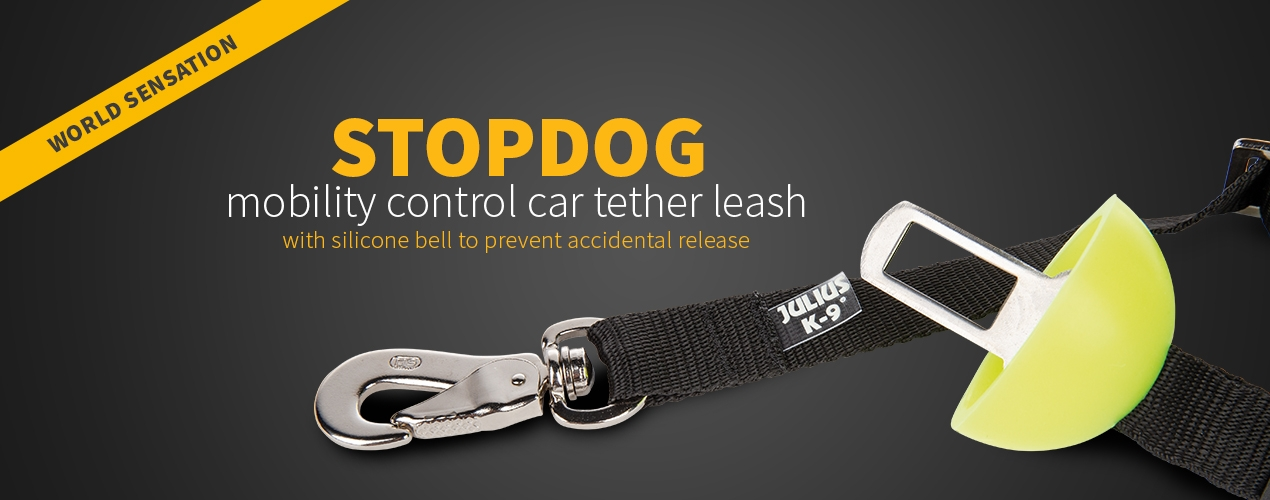 StopDog Mobility Control Car Tether